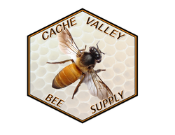 Cache Valley Bee Supply Logo